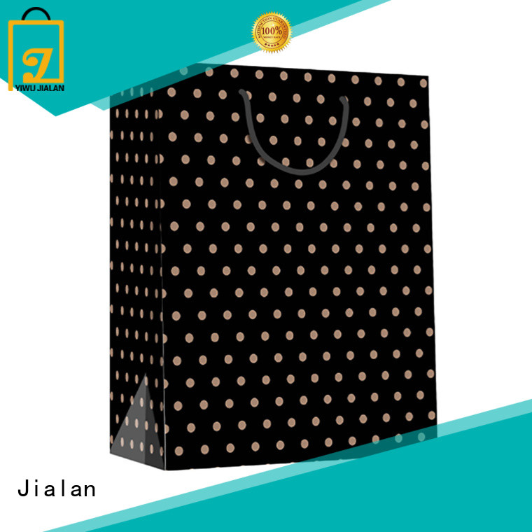 Jialan craft paper bags great for gift loading