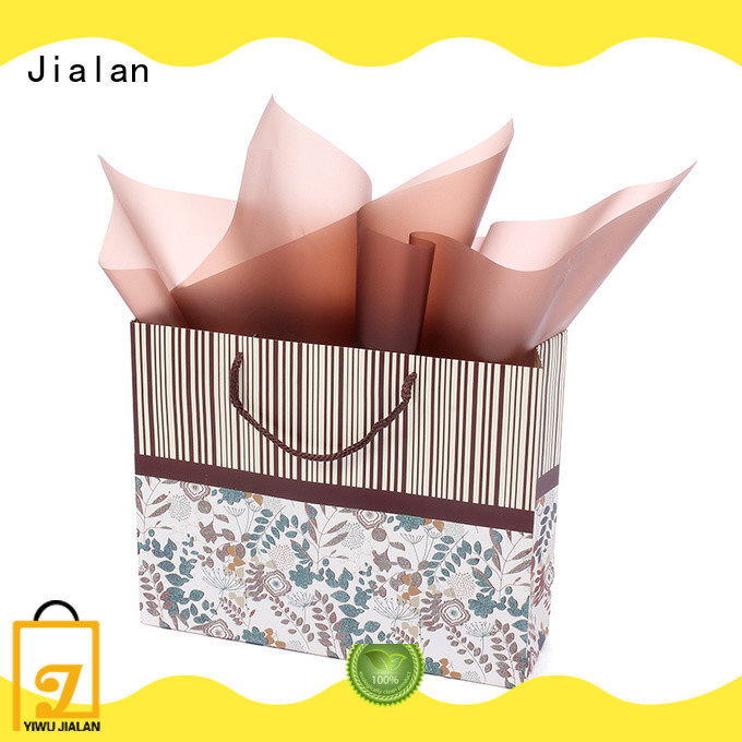 paper gift bags perfect for packing birthday gifts Jialan