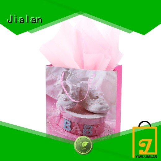 Jialan paper gift bags very useful for gift packing