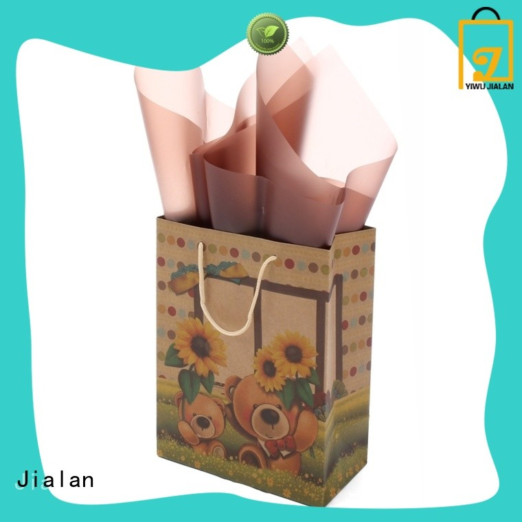 hot selling paper bag satisfying for shoe stores