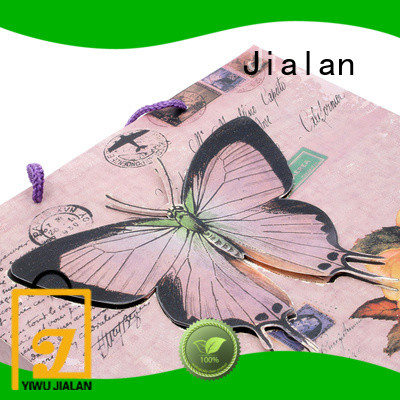 Jialan customized gift wrap bags suitable for gift stores