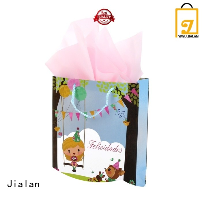 various personalized paper bags holiday gifts packing