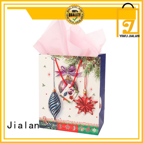 Jialan gift bags optimal for packing gifts