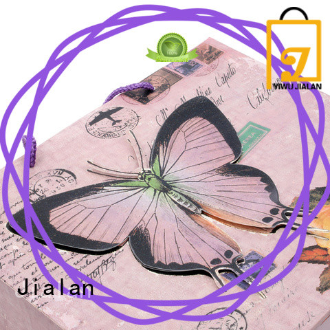 Jialan various gift wrap bags popular for gift shops