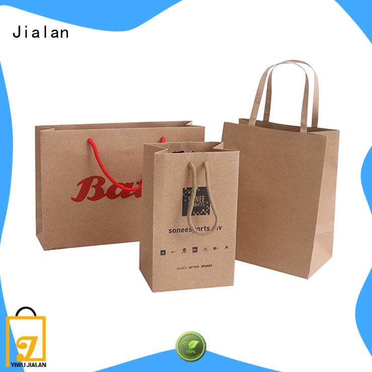 Jialan paper bag gift loading