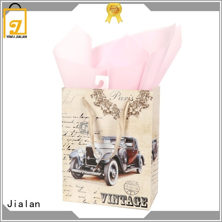 cost saving personalized paper bags great for packing birthday gifts