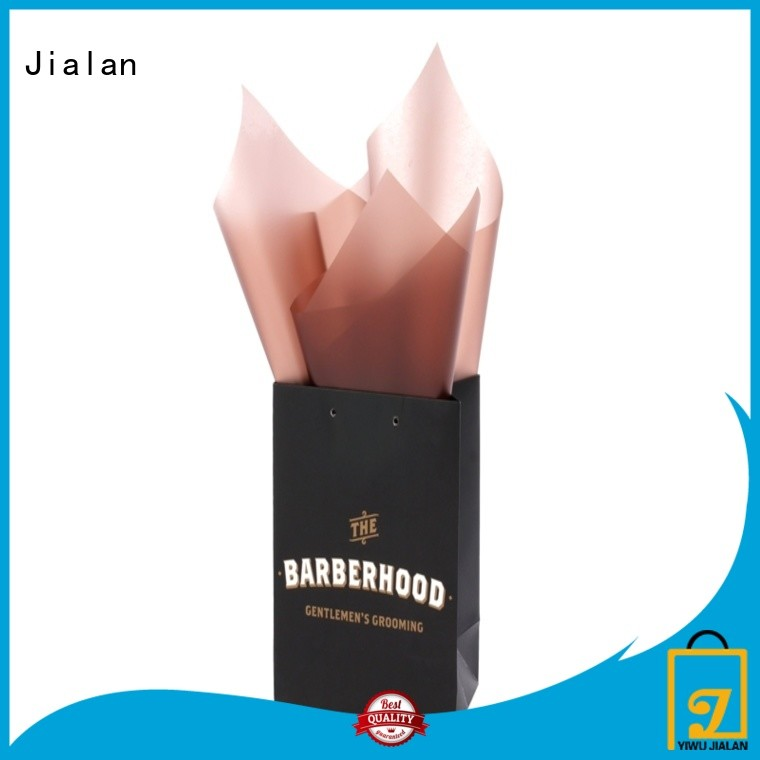 Jialan various personalized paper bags ideal for holiday gifts packing
