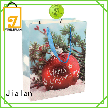 Jialan paper gift bags optimal for packing birthday gifts