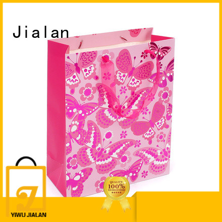 Jialan personalized paper bags great for packing gifts
