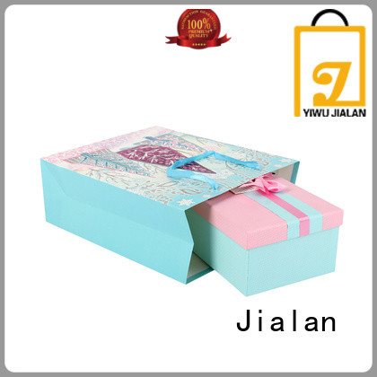 Jialan gift wrap bags excellent for gift shops