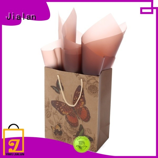 Jialan paper bag perfect for daily shopping