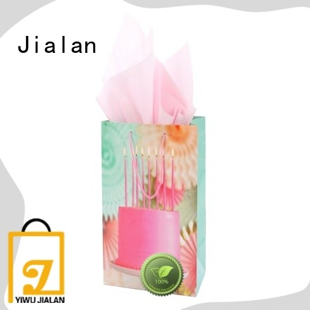 various gift bags optimal for packing gifts