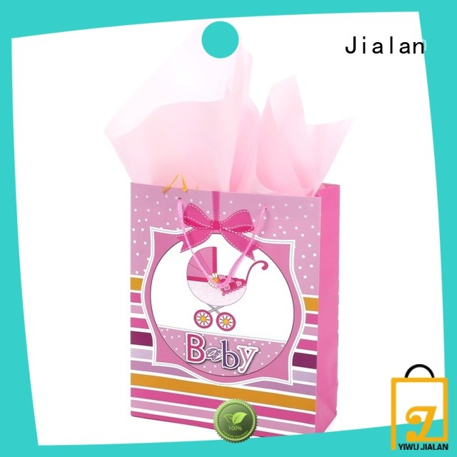 Jialan best price gift bags wholesale widely applied for packing gifts