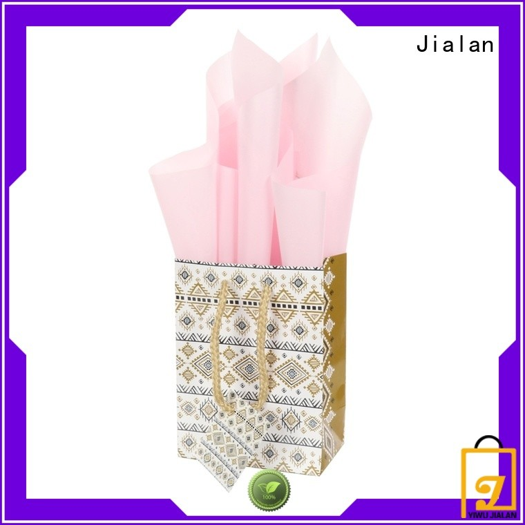 Jialan paper carry bags very useful for gift packing