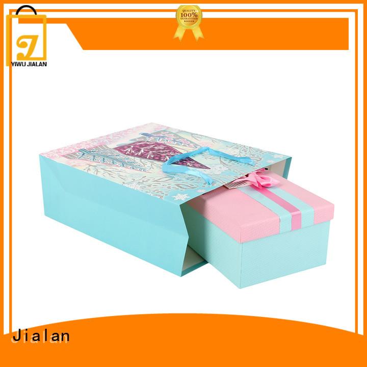 Jialan various gift wrap bags holiday gifts packing